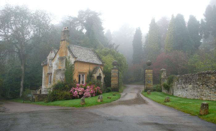 A Gothic Garden Visit Courtesy of the Mitfords portrait 13
