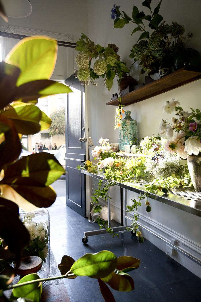 A Fearless Forager Opens a Flower Shop in SF portrait 3