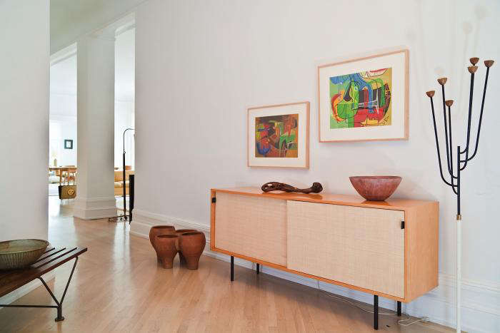 The Designer Is In A Midcentury Dream on the Upper West Side portrait 3