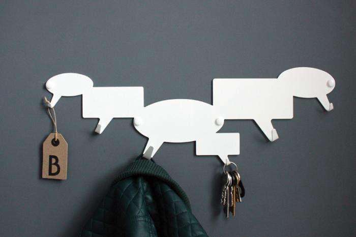 London Design Week Playful Wall Hooks portrait 9