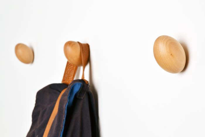 10 Easy Pieces Inventive Wood Wall Hooks portrait 13