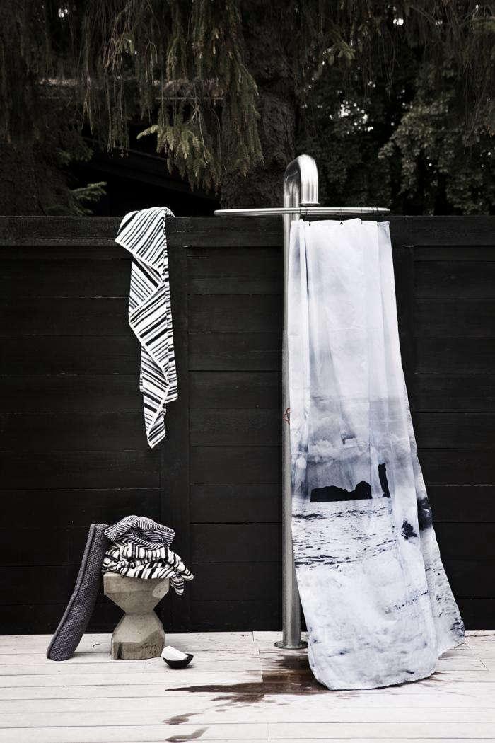 London Design Week Transformative Shower Curtains from Scandinavia portrait 3