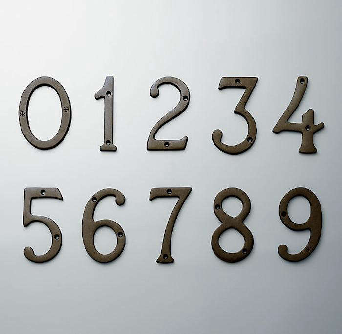 700 restoration hardware house numbers jpeg