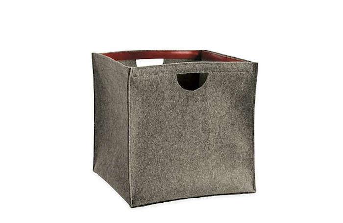 700 small felt tote bag storage