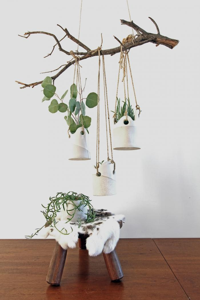 700 tw pottery hanging collection