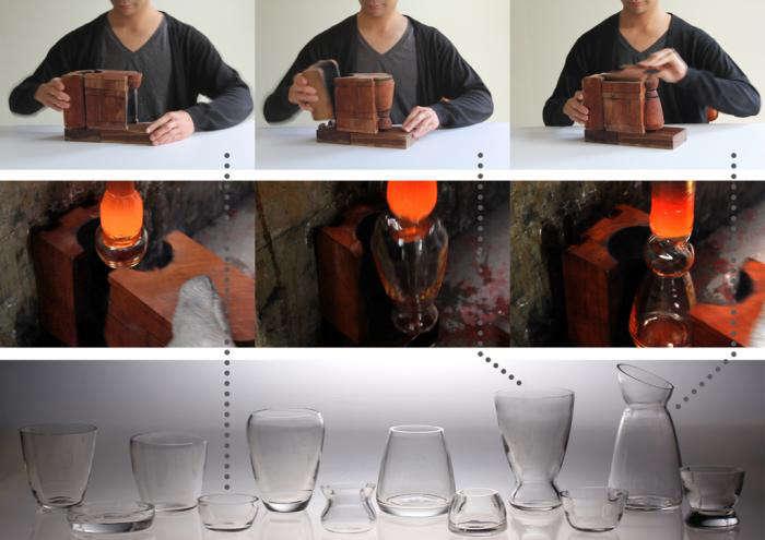 Glassware Reimagined from a San Francisco Designer portrait 6