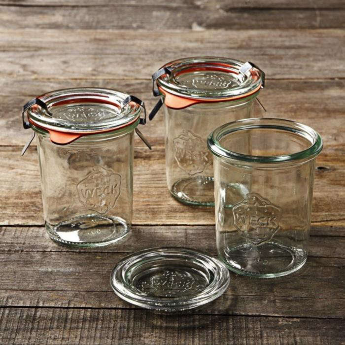 700 weck mini mold jar