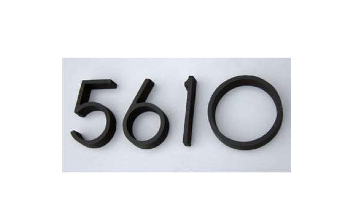 700 westonhouse number black