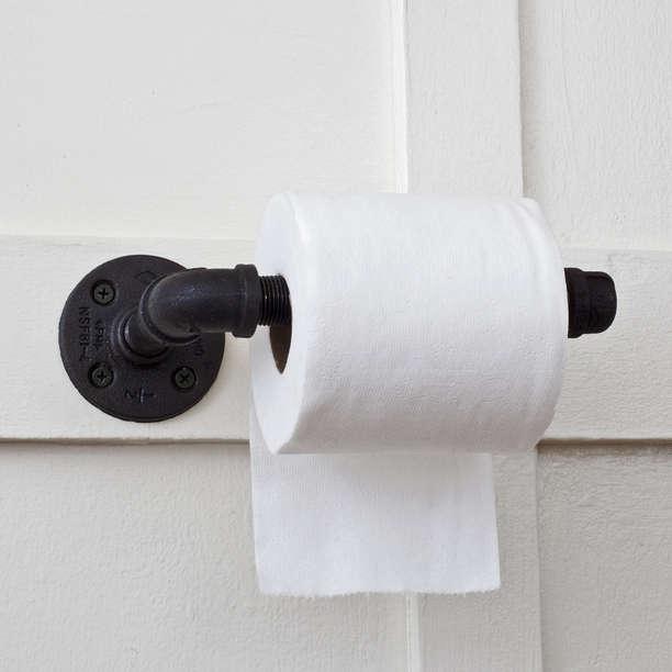 mercantile rx toilet roll holder