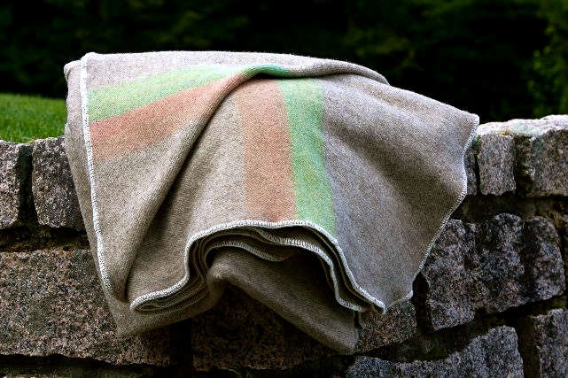 Dyed by the Sea Seacolors Blankets from Maine portrait 6