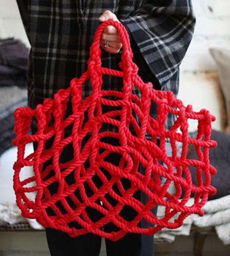 alder knotted bag 1