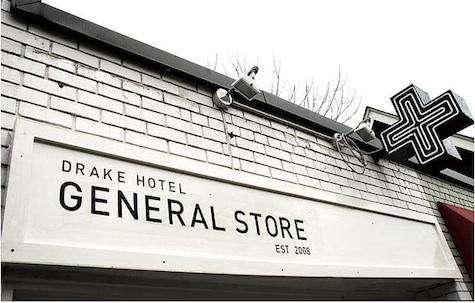 drake general store sign