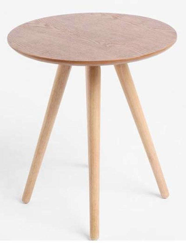DIY Dipped Side Table portrait 4