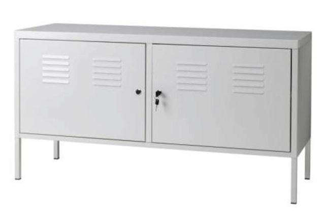Design Sleuth Ikea PS Cabinet as Sideboard portrait 4