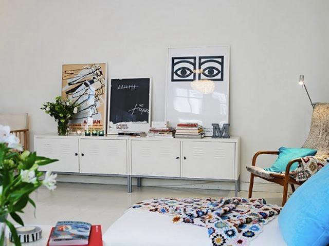 Design Sleuth Ikea PS Cabinet as Sideboard portrait 3