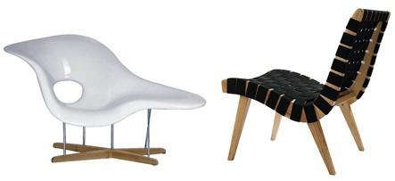 Eight Modern Chairs from the Foundary portrait 3