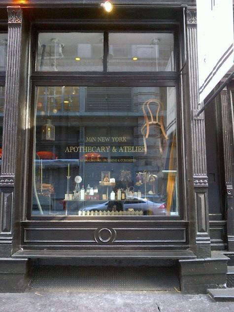 Shoppers Diary Min Apothecary  Atelier in New York portrait 3
