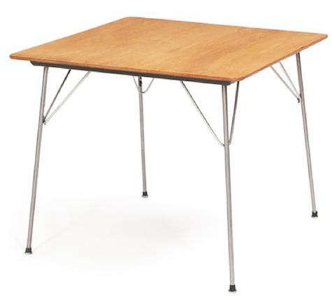 modernica folding table maple