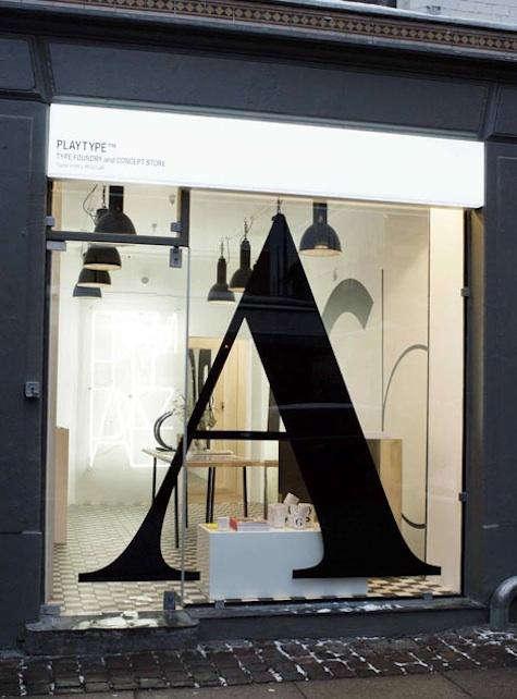 Shoppers Diary Playtype in Copenhagen portrait 3