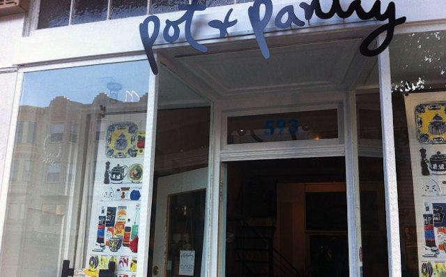 Shoppers Diary Pot  Pantry in San Francisco portrait 3