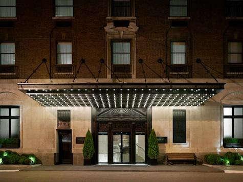 Hotels  Lodging Public Hotel in Chicago portrait 3
