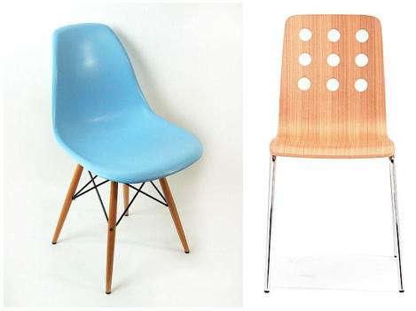 Eight Modern Chairs from the Foundary portrait 5