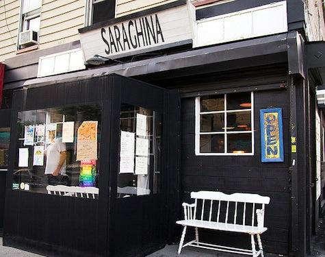 Restaurant Visit Saraghina in Brooklyn portrait 3