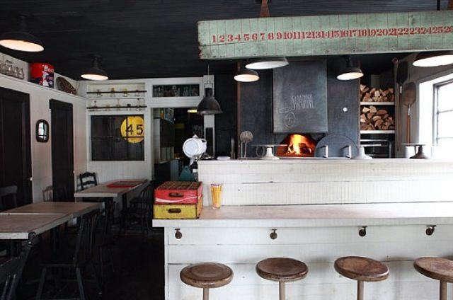 Restaurant Visit Saraghina in Brooklyn portrait 4