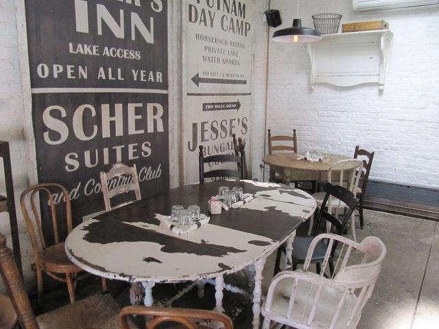 Restaurant Visit Saraghina in Brooklyn portrait 10