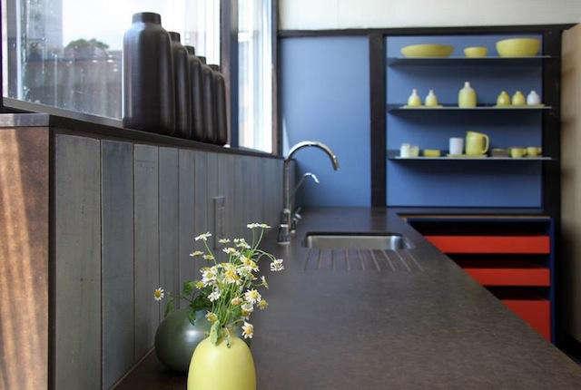 Kitchen Viola Park Kitchen at Heath Ceramics portrait 5