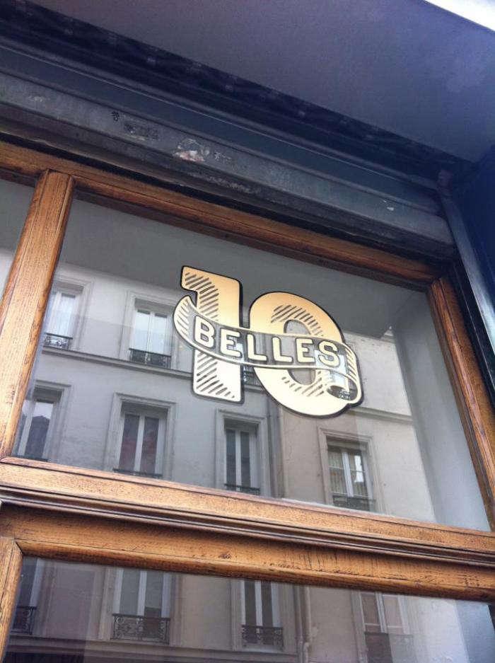 Ten Belles International Coffee in Paris portrait 9