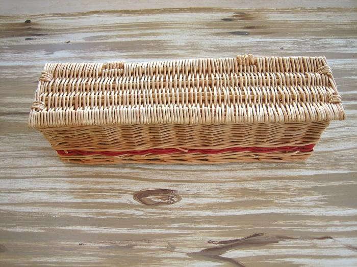 700 bellochio straw wine basket