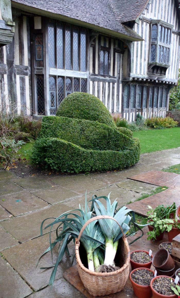 Garden Visit Great Dixter portrait 10
