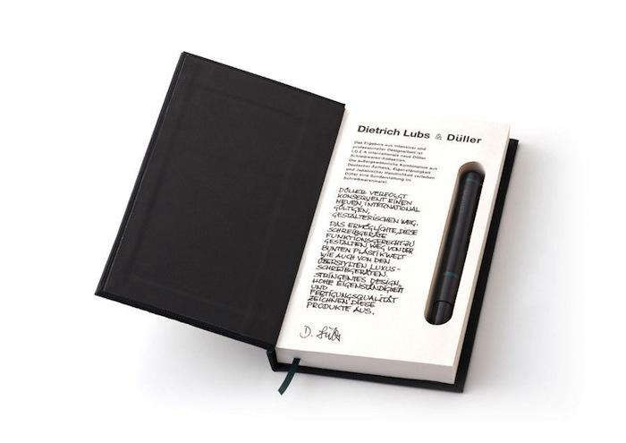 700 duller notebook with pen