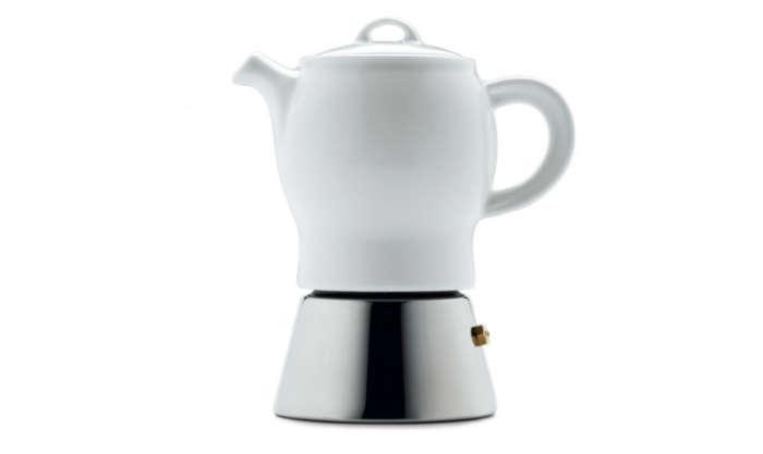 700 espresso maker porcelain pot