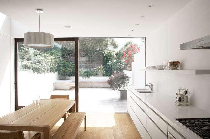 700 hackett holland minimalist white light wood kitchen