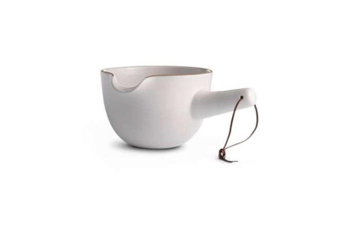 700 heath pouring bowl white