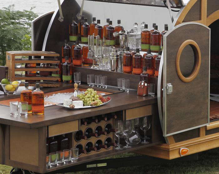 A Mobile Bar Inspired by Bourbon portrait 5