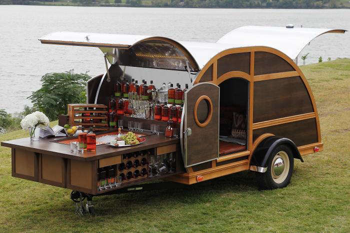 A Mobile Bar Inspired by Bourbon portrait 4