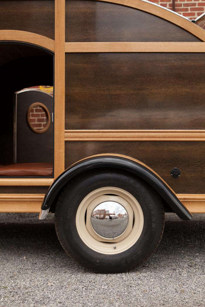 A Mobile Bar Inspired by Bourbon portrait 3