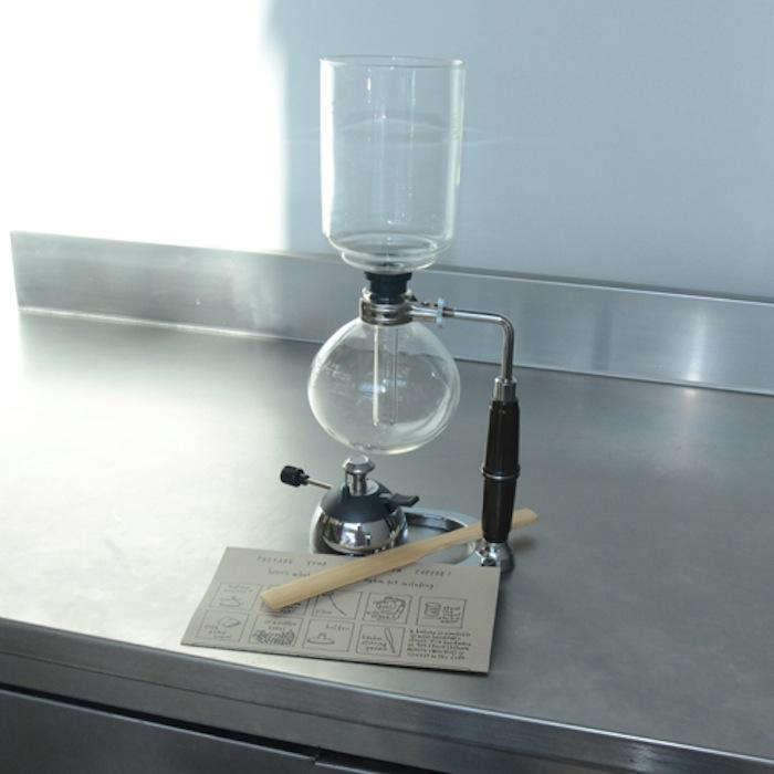 700 siphon set on countertop