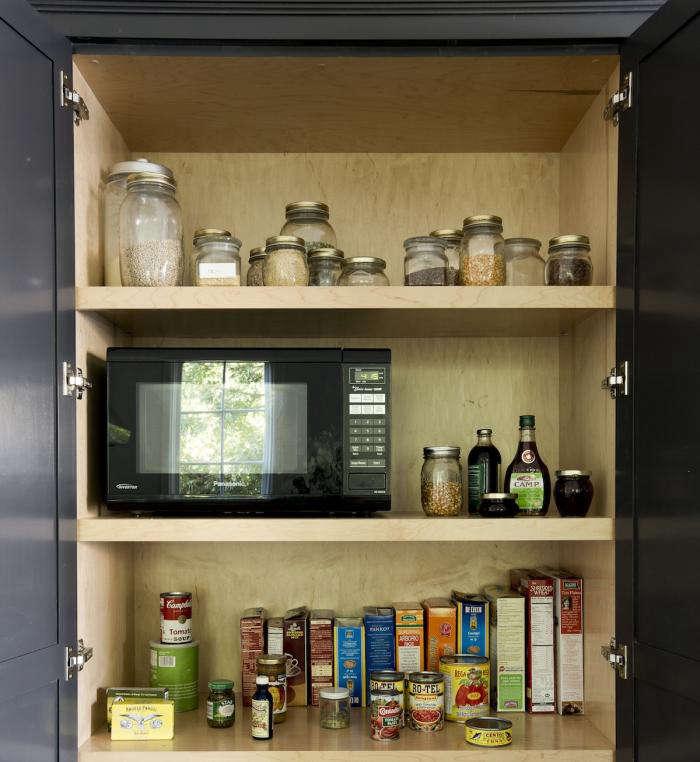 Kitchen Storage A Drawer for Cutting Boards portrait 13