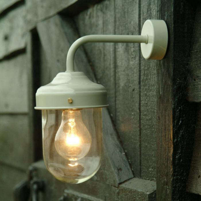 700 willow stone barn lamp