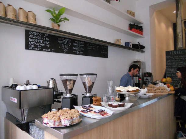 Ten Belles International Coffee in Paris portrait 7