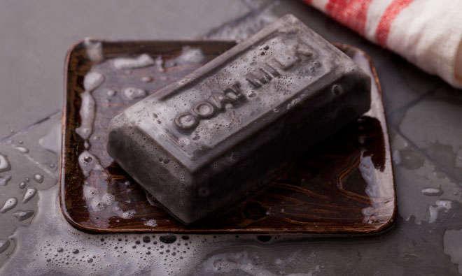 Fancy Black Soap from Hudson Made portrait 6