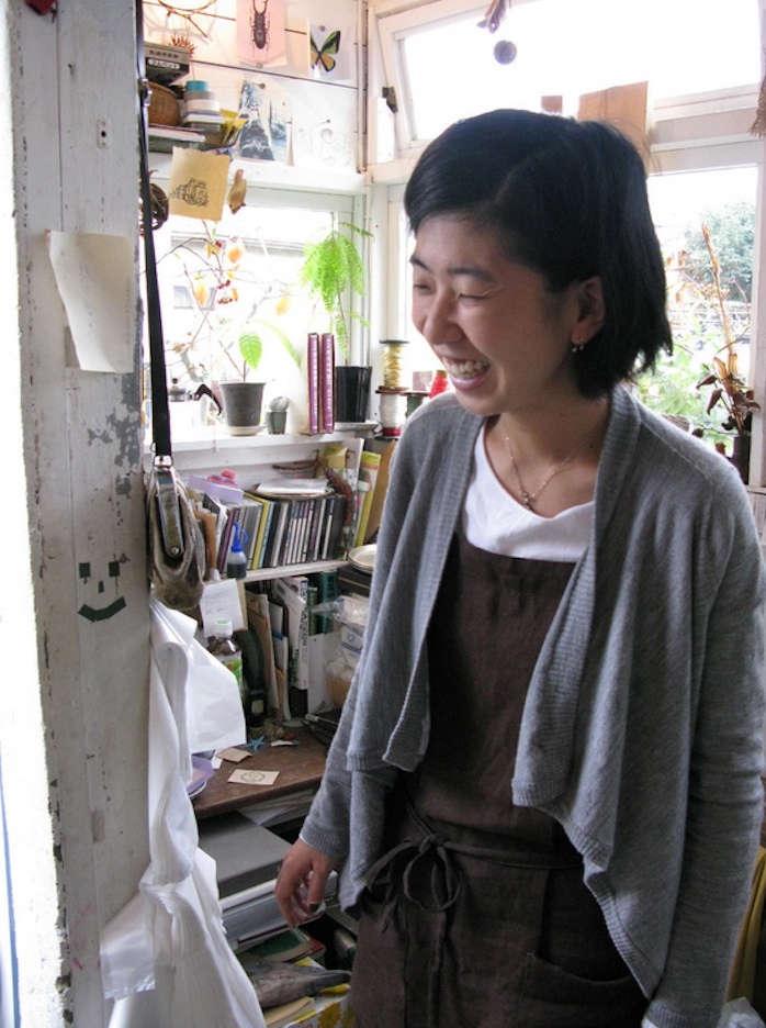Shoppers Diary Shokubututen Kohii in Kyoto portrait 4