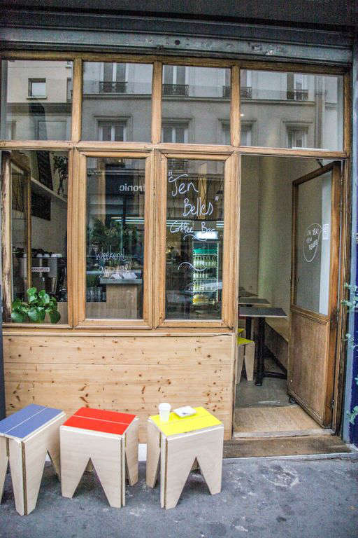 Ten Belles International Coffee in Paris portrait 5