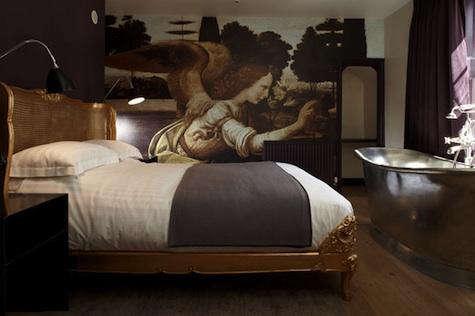 Hotels  Lodging Archangel Hotel in England portrait 6