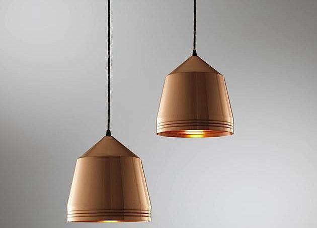 Lighting Copper Pendant Lamp portrait 4