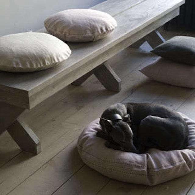 dog bed cropped large